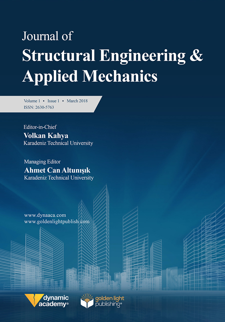 Journal of Structural Engineering & Applied Mechanics